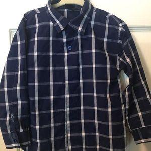 Náutica kids 3T plaid shirt